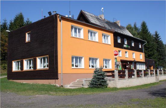 Berg Hotel Svahova